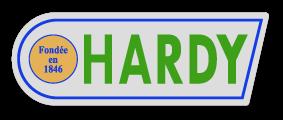 Hardy – Peintre depuis 1846 Logo